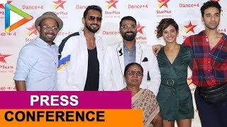 DANCE PLUS 4 - Full Press Conference | Remo D'Souza, Raghav Juyal, Shakti Mohan & others | part 2 - HUNGAMA