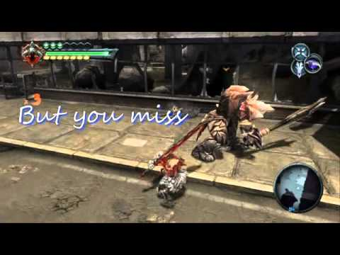Darksiders combo video