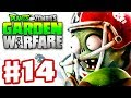 Plants vs. Zombies: Garden Warfare - Gameplay Walkthrough Part 14 - Gardens & Graveyards (Xbox One)
