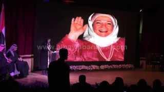فيديو كلمة مؤثرة من شادية بعد منحها الدكتوراه الفخرية