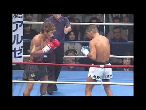 Masato vs. Albert Kraus - World Tournament Final 2003