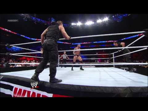 Randy Orton vs. Antonio Cesaro: WWE Main Event, Jan. 16, 2013