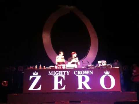 Mighty Crown Masta Simon @ZERO 第3章