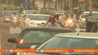 People Suffering With Lack Of Sanitation and Damaged Roads in Nizamabad   iNews - INEWS