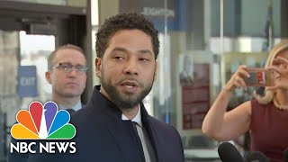 Smollett After All Charges Dropped: 'I Have Been Truthful And Consistent' Since Day One | NBC News - NBCNEWS