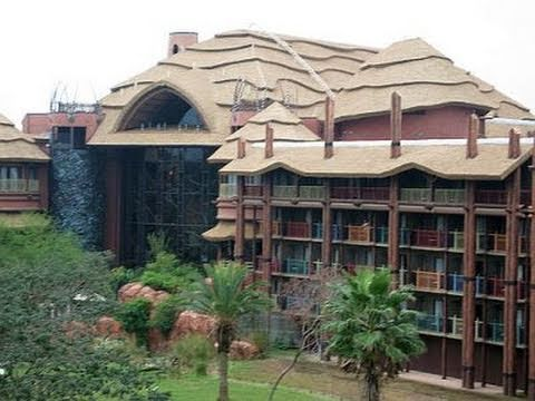 Disney's Animal Kingdom Lodge Resort Overview - Walt Disney World 2011 HD