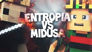 Thumbnail van ENTROPIA vs MIDUSA! THE KINGDOM LIVE!
