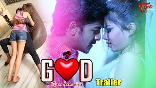 Who Is God | Telugu Short Film Trailer 2018 (ENG SUB) | By Abhimanyu Baddi | TeluguOne - TELUGUONE