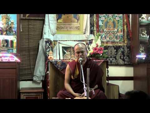 Day 6 - Part 3 - Mahamudra Meditation and Advice