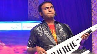 Anup Rubens Live Performance At Temper Audio Launch - Jr.Ntr, Kajal Agarwal - ADITYAMUSIC