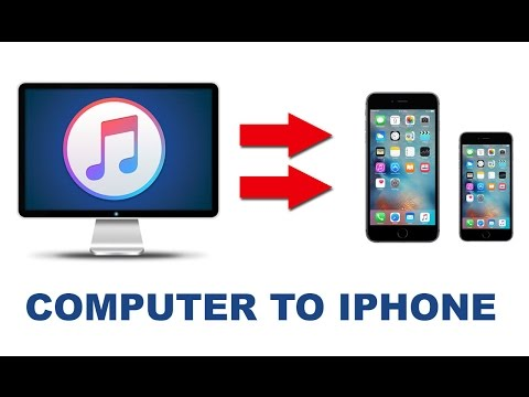 How To Transfer Itunes To Iphone 5
