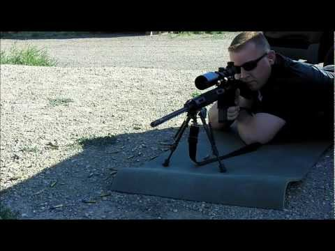 BUSHMASTER VARMINTER AR15 RIFLE - SUB MOA PERFORMANCE