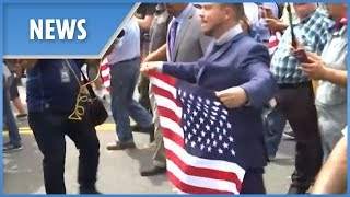 """""""Unite the Right"""" rally in Washington met with opposition - THESUNNEWSPAPER"""