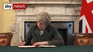 How Theresa May ended up in this mess - SKYNEWS