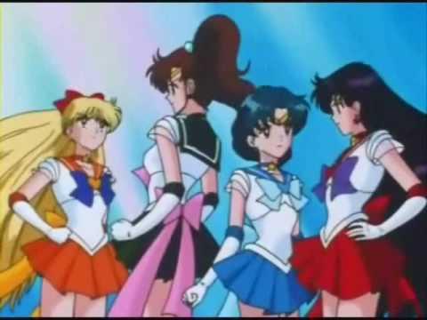 Upgraded Inner Sailor Senshi Super Attacks