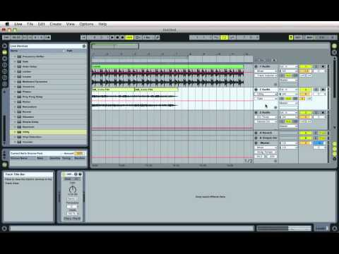 #2 Volume Automation Tip :: Ableton Live