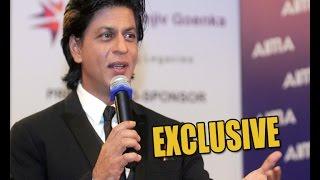 EXCLUSIVE Shah Rukh Khan Interview - IANSINDIA