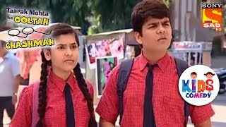 Tapu Sena Gears Up For Their Final Exams | Tapu Sena Special | Taarak Mehta Ka Ooltah Chashmah - SABTV