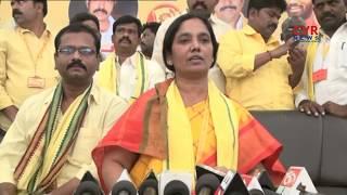 అనంతపురంలో రాప్తాడు టిడిపి మినీ మహానాడు Paritala Sunitha speech at Mini Mahanadu at Raptadu CVR News - CVRNEWSOFFICIAL