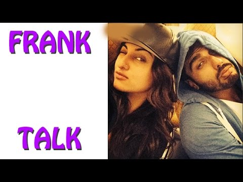 "Arjun Kapoor & Sonakshi Sinha""s FRANK – TALK with zoOm! – EXCLUSIVE cloned"