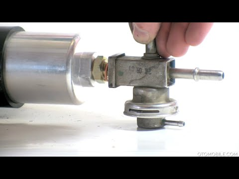 DIY: BMW M5 E39 - Fuel Filter