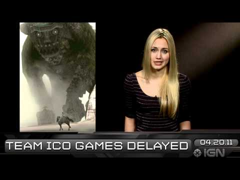 New Zelda 3DS Content &amp; Last Guardian Delay - IGN Daily Fix, 4.20.11