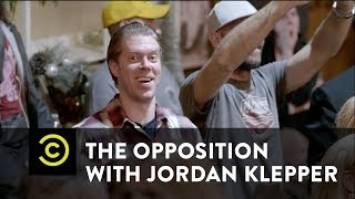 Alabama Road Trip: Taking a Stand Against Evidence & Facts- The Opposition w/ JordanKlepper - COMEDYCENTRAL
