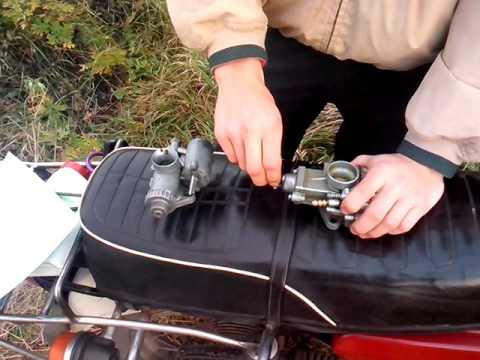 поплавки на мотоцикл урал