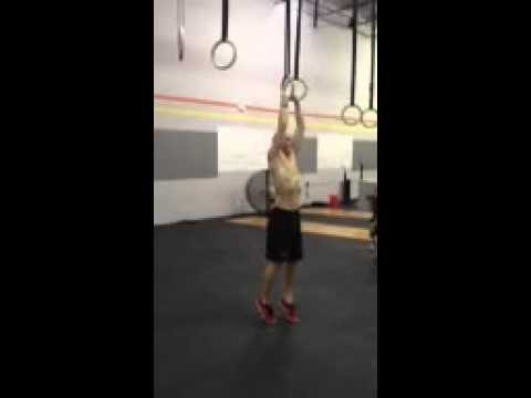 Josh K. First Muscle Up