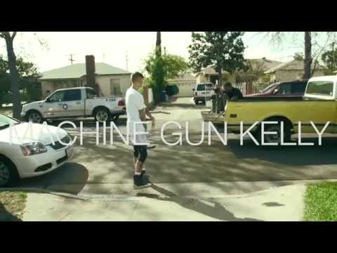 "Machine Gun Kelly ""Sail"" Video"