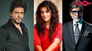 No Shah Rukh Khan cameo in Amitabh Bachchan & Taapsee Pannu starrer 'Badla'? - ZOOMDEKHO
