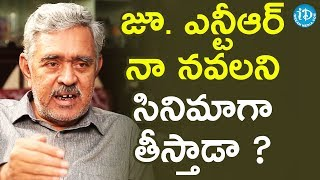 Madhu Babu Clarifies About Jr NTR's Detective Film Based On Shadow Novel || Dil Se With Anjali - IDREAMMOVIES