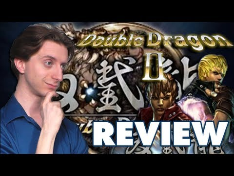 Double Dragon II Wander of The Dragons Review