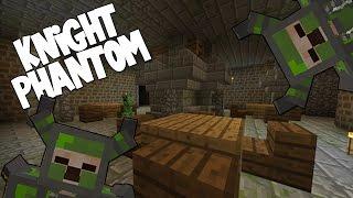 watch the youtube video Minecraft - Boss Battles - Knight Phantom! [27]
