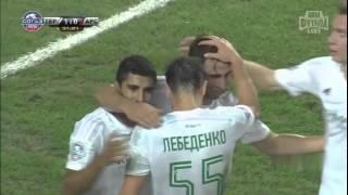 تيريك يتخطى أرسنال تولا 3-0 في الدوري الروسي الممتاز