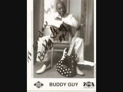 Buddy Guy -  Damn Right I've Got The Blues -3hjqqa5tq5k