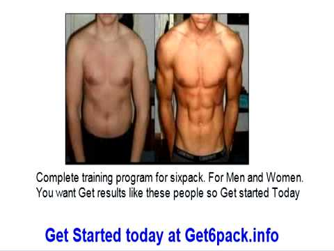 best way to get six pack abs diet
