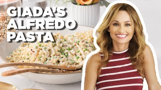 Giada De Laurentiis Makes Lemon and Pea Alfredo | Food Network - FOODNETWORKTV