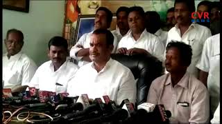 నల్గొండ నుండి పోటీ చేస్తా | Komatireddy Venkat Reddy Press Meet | Lok Sabha Polls | CVR NEWS - CVRNEWSOFFICIAL