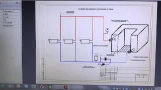 Конструктивные особенности устройства водяного отопления от печи