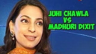 Gulaab Gang : Is Juhi Chawla still competing with Madhuri Dixit?