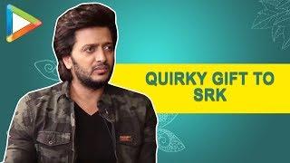 """Ritesh Deshmukh: """"Shah Rukh Khan ke ZERO ki jitni collections hogi usme 3 zero aur laga do..."""" - HUNGAMA"""