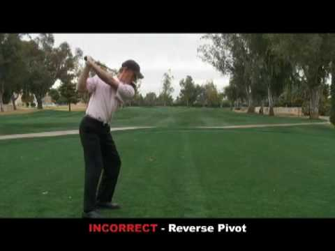 Perfect golf drive in 10 steps (part 6)