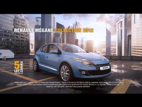 Renault Mégane Collection 2012