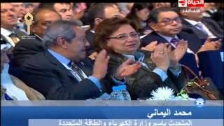 فيديو.. الكهرباء: المؤتمر الاقتصادي أكد للجميع أن السوق المصري واعد جدا للاستثمار