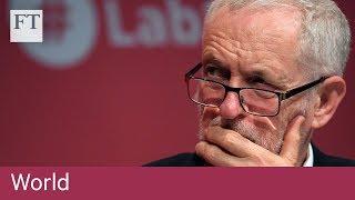Corbyn returns triumphant to Brighton - FINANCIALTIMESVIDEOS