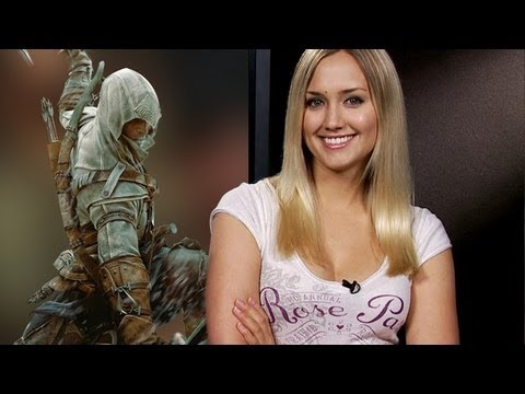 Assassin's Creed 3 & Avengers Assemble on Wii-U - IGN Daily Fix 05.10.12