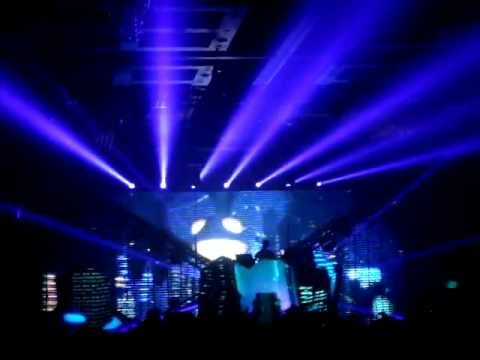 deadmau5 &quot;strobe&quot; (extended) Live @ chelsea the cosmopolitan Las Vegas 9/3/11