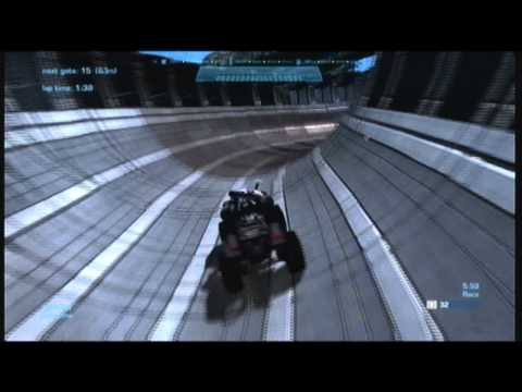 Halo Reach Race Tracks Ep.12 Thunder Barell