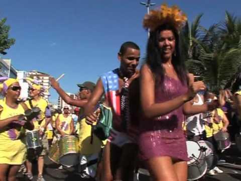 Tiempo de carnaval en Rio